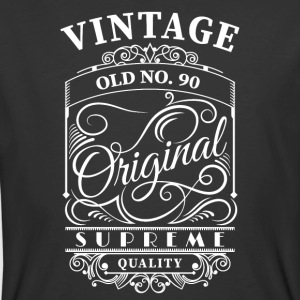 vintage old no 90 - Men's 50/50 T-Shirt