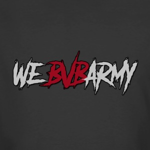 BLACK VEIL BRIDES ARMY - Men's 50/50 T-Shirt