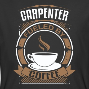 Carpenter Fueled By Coffee - Men's 50/50 T-Shirt