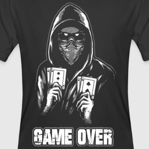 ACAB - Game Over - Men's 50/50 T-Shirt