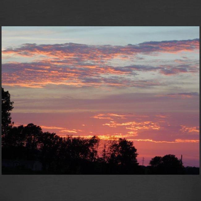 Sunset of Pastels