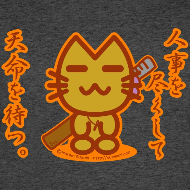 Samurai Cat