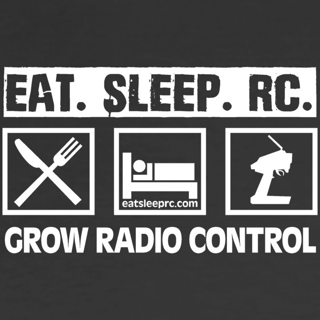 Eat Sleep RC - Grow Radio Control