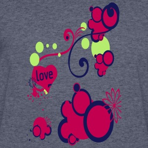 Love - Men's 50/50 T-Shirt
