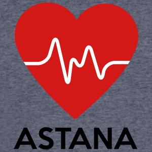 Heart Astana - Men's 50/50 T-Shirt
