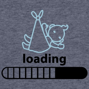 Loading Baby Incoming Mother's Day Sales Edition - Men's 50/50 T-Shirt