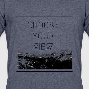 Choose Your View - Men's 50/50 T-Shirt
