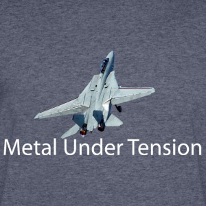 Metal Under Tension - Men's 50/50 T-Shirt
