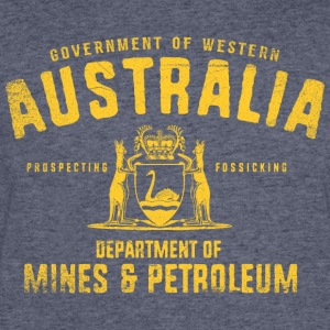 Western Australia Dept. of Mines and Petroleum - Men's 50/50 T-Shirt