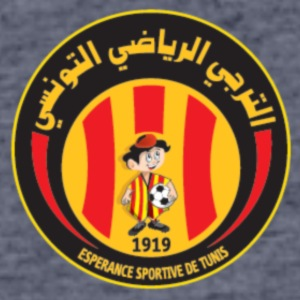 Espe rance sportive de Tunis - Men's 50/50 T-Shirt