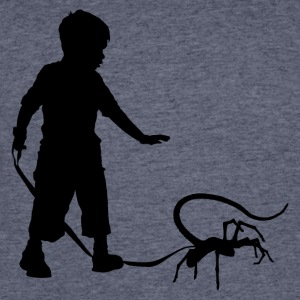 My Pet Facehugger - Men's 50/50 T-Shirt