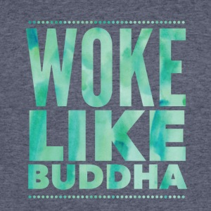 Woke Like Buddha - Men's 50/50 T-Shirt
