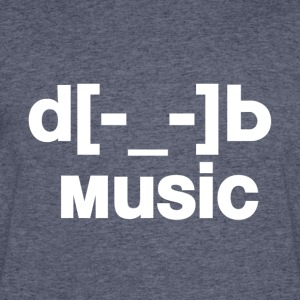 music - Men's 50/50 T-Shirt