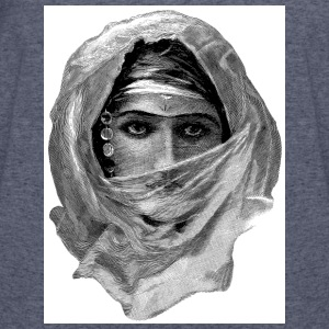 Turban Woman - Men's 50/50 T-Shirt