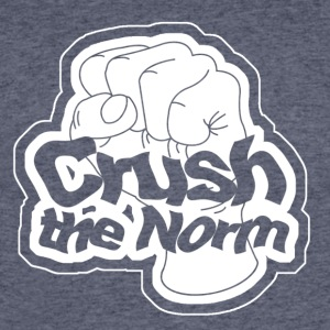Crush the Norm - Men's 50/50 T-Shirt