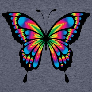 Abstract butterfly. - Men's 50/50 T-Shirt
