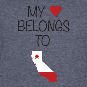 California Love - Men's 50/50 T-Shirt