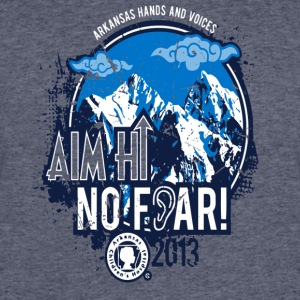 Aim Hi No Far - Men's 50/50 T-Shirt