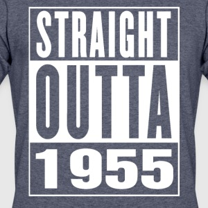 Straight Outa 1955 - Men's 50/50 T-Shirt