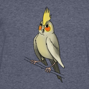 parakeet finch budgerigar budgie parot dove bird - Men's 50/50 T-Shirt