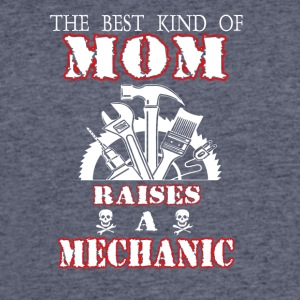 The Best Kind of Mom Raises a Mechanic T Shirt - Men's 50/50 T-Shirt
