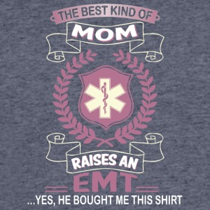 The Best Kind Of Mom Raise An EMT T Shirt - Men's 50/50 T-Shirt