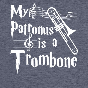 My Patronus Is A Trombone Shirt - Men's 50/50 T-Shirt