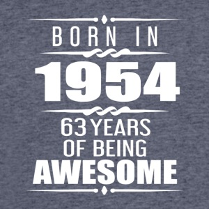 Born in 1999 18 Years of Being Awesome - Men's 50/50 T-Shirt