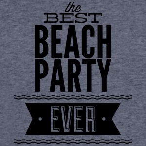 the_best_beach_party_ever - Men's 50/50 T-Shirt