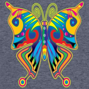 beautiful butterfly - Men's 50/50 T-Shirt