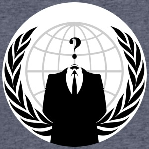 Anonymous Hacker - Men's 50/50 T-Shirt