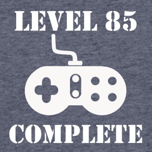 Level 85 Complete 85th Birthday - Men's 50/50 T-Shirt