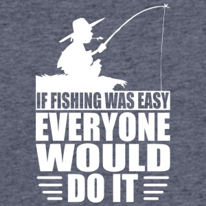 Fishing is passion - Men's 50/50 T-Shirt