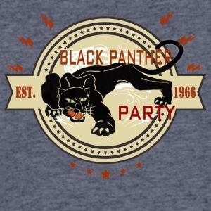 BLACK PANTHER LOGO 1966 - Men's 50/50 T-Shirt