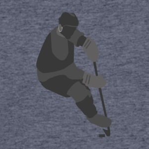 Ice Hockey Player - Men's 50/50 T-Shirt