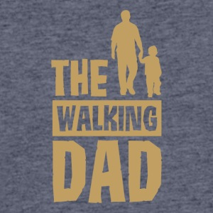 The Walking Dad - Men's 50/50 T-Shirt