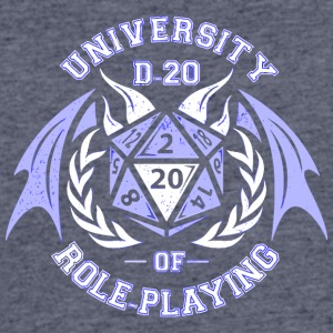 University of Roleplaying - Men's 50/50 T-Shirt