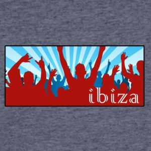 i Love Ibiza - Men's 50/50 T-Shirt