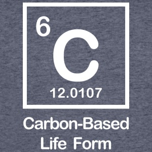 Carbon Based Life Form - Men's 50/50 T-Shirt