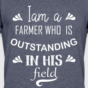 Farmer T-shirts | Funny Farming T-Shirts - Men's 50/50 T-Shirt