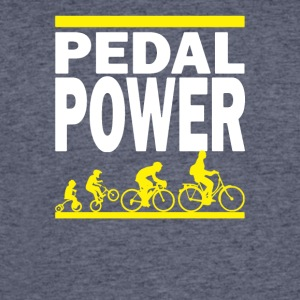 PEDAL POWER - Men's 50/50 T-Shirt