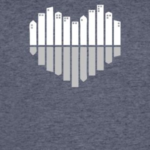 City Love - Men's 50/50 T-Shirt