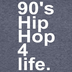 90 S HIP HOP - Men's 50/50 T-Shirt