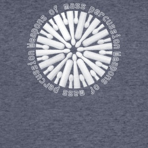 Weapon Of Mass Percussion - Men's 50/50 T-Shirt
