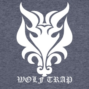 Wolf Trap - Men's 50/50 T-Shirt