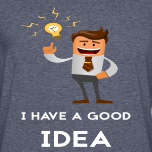 I have a good idea - Men's 50/50 T-Shirt