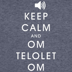 Om Telolet Om - Men's 50/50 T-Shirt