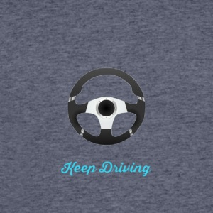 Keep Driving T-shirt - Men's 50/50 T-Shirt