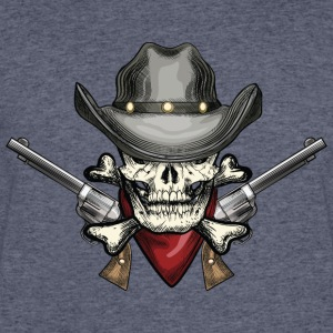 cowboy|Cowgirl - Men's 50/50 T-Shirt