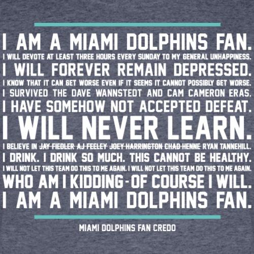 dolphinsshirt - Men's 50/50 T-Shirt